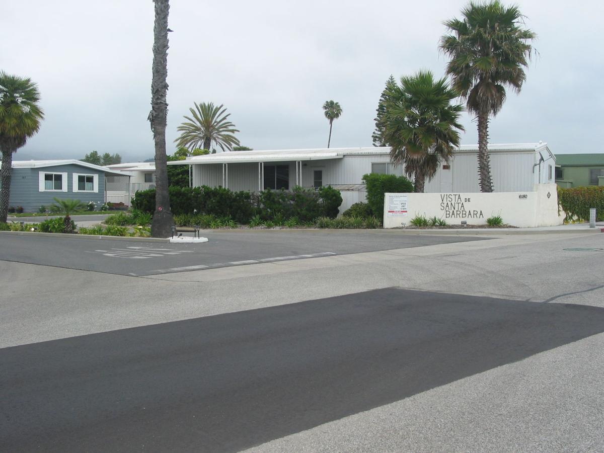 Vista de Santa Barbara MHP in Carpinteria