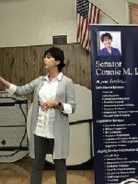 Senator Connie Leyva